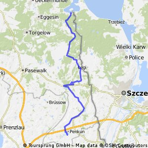 6.Etappe Oder/Neiße Radweg