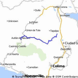 4th Stage. Cycling Mexico 2015