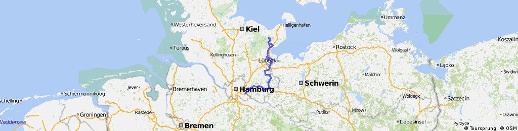 RSCH Hamburg-X-Bungsberg