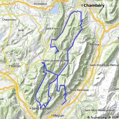 19. Saint-Ismier - La Ruchère en Chartreuse