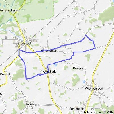 Hardebek-Armstedt-Brokstedt-Hasenkrug