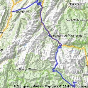 08: Pontcharra -> Col du Granon