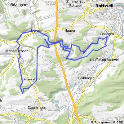 Eschachtal-Runde