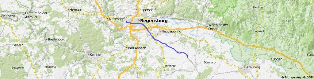 Regensburg - Mallersdorf