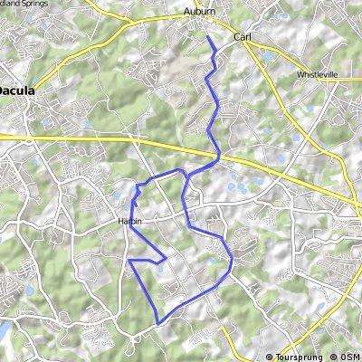 Dacula - Auburn Fun Ride