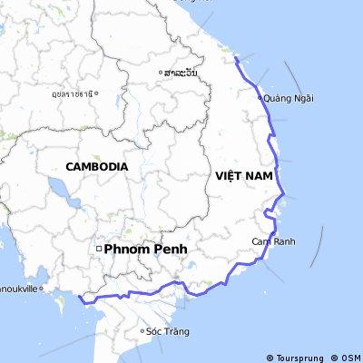 Da Nang-Ha Tien (KH)