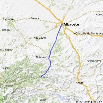 Albacete - Aina