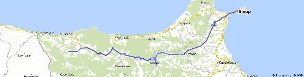 Yesiloba-Sinop