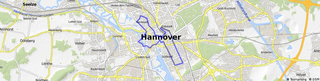 ICE RIDE Hannover 04.10.2014