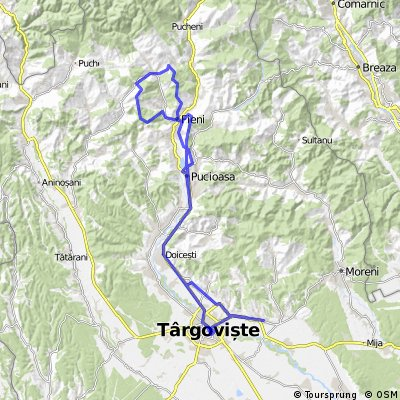 Razvad-BikeXpert Semimaraton-Targoviste