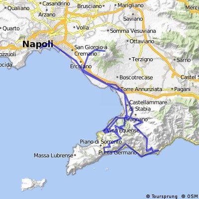 2 : Napoli - Vesuvio