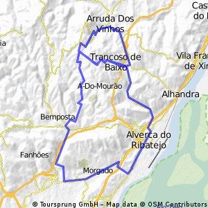 Forte da Casa - Bucelas - Arruda - Trancoso