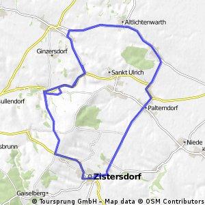 36er über Zistersdorf
