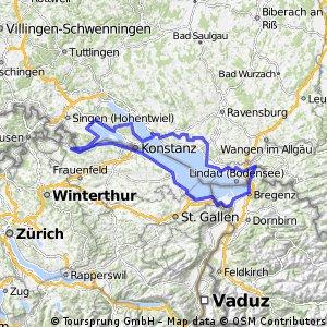 Bodenseeradmarathon Gold 220 Km
