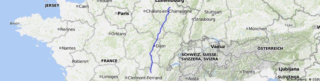 Metz - Savigneux