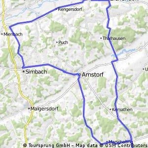 Straßdobl-Arnstorf-Eichendorf