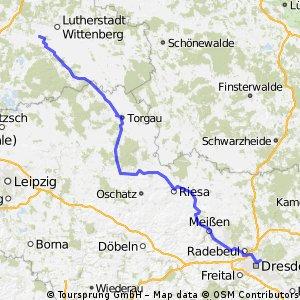 Dresden - Seegrehna