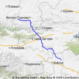 5_Sevlievo_Süloglu_270km