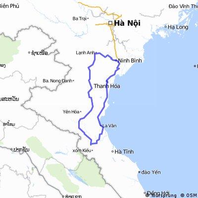 Pho Chau-Ninh Binh-zurueck