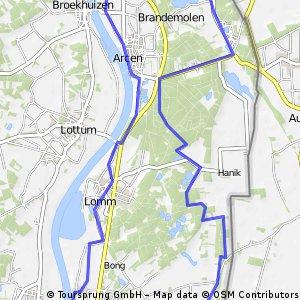 Hasselt-Route