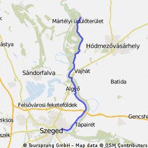 Szeged-Martely