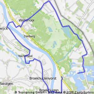 Nachtegaal-Route