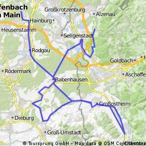 100km Zeitfahren TGS am 28.09.2014