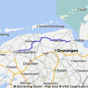 Appingedam - Leeuwarden