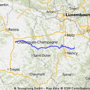 5) Chalons en Champagne - Chateau-Salins