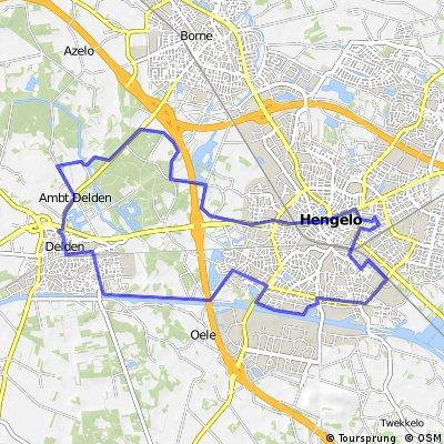 Delden Twickel en Twentekanaal
