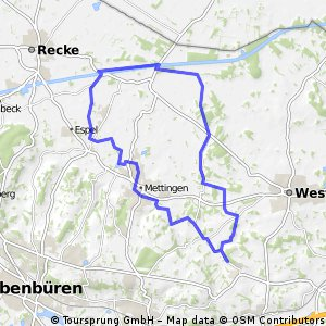 Ortfeld-Kanal-Mettingen-Ortfeld