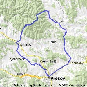 Čergovská