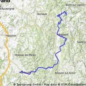 11.Brioude – Station de ski de Chalmazel
