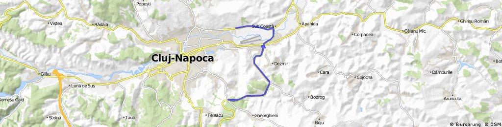 Gentlemen's Race - cursa pilot Cluj-Napoca