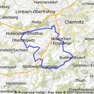 Kurz und Knackig vor Chemnitz
