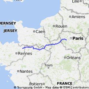 1º Parte Paris-Brest-Paris