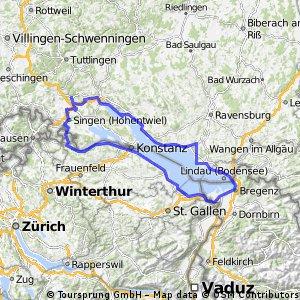 Bodensee Rundfahrt
