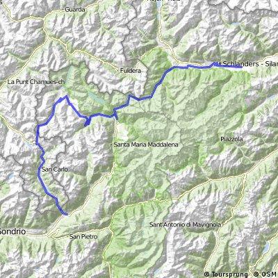 M->Verona Tag3 - Dist.150 km