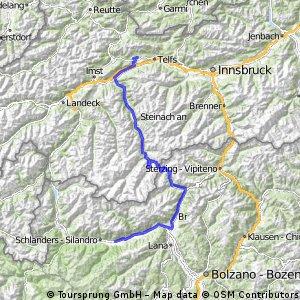 M->Verona Tag2 - Dist. km