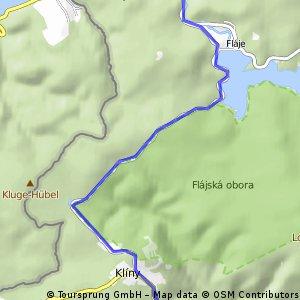 Krušnoman Duathlon - Bike 26 km
