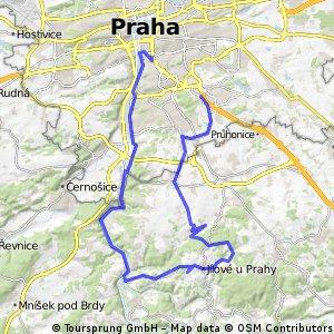 Praha-Jilove u Prahy-Praha