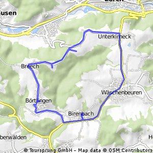 Birenbach-Wäschenbeuren