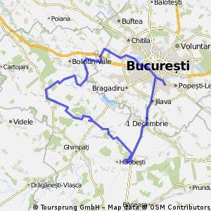 05.10.2014: Prin sate de campie romanesti pe doua roti (3)