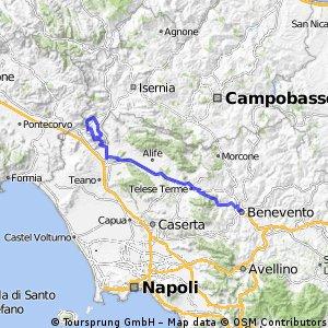 2. Benevento - Venafro