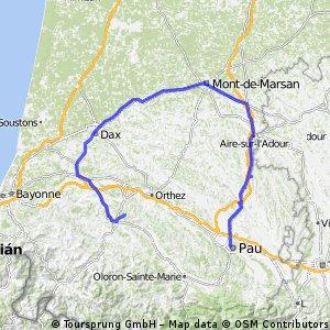 Pau-Burgaronne