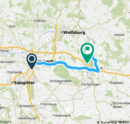90 — Braunschweig - Grasleben