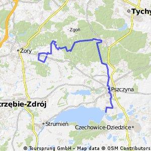 Zapora Goczałkowicka - Suszec