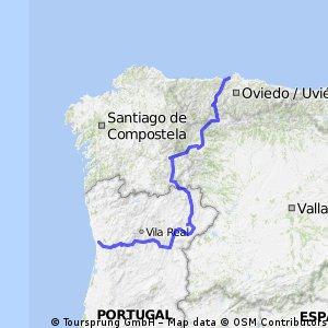 asturias ponferada porto