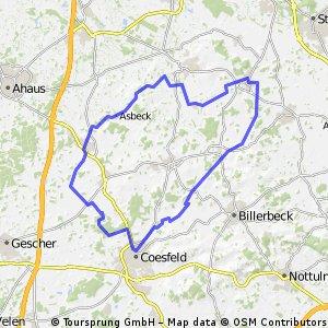 Coesfeld 16 - RadBahnTour Coesfeld-Horstmar