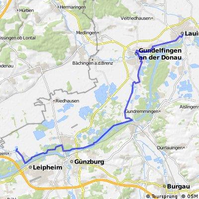 08 Leipheim - Lauingen